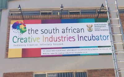 OVERVIEW OF CREATIVE INDUSTRIES IN SA